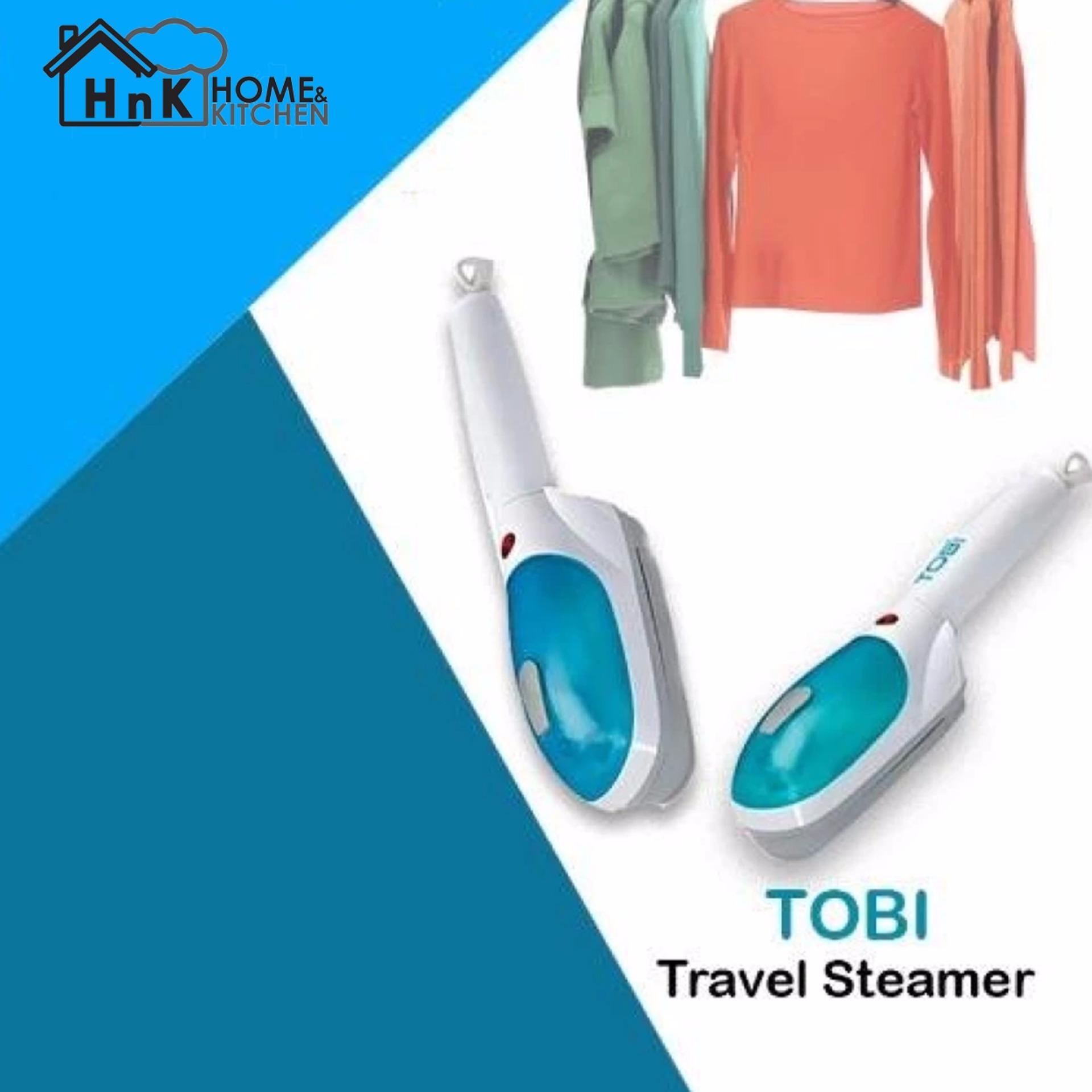 Morganstar Tobi Travel Steamer Portable Cloth Lazada Ph