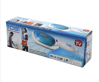 MorganStar Tobi Travel Steamer Portable Cloth Steamer - 4
