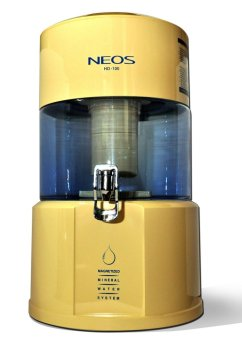 Neos HD100 Magnetized Mineral Water Purifier