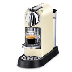 nespresso citiz automatic coffee machine white
