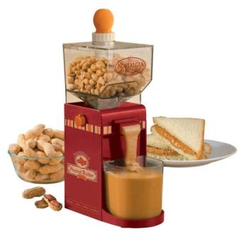 New 220v Electric Peanut Grinding Machine Peanut Butter MakerCashews Almonds Hazelnuts Sauces Mixer Mil