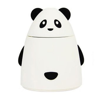 Panda LED Essential Oil Aroma Diffuser Ultrasonic Air HumidifierAroma Purifier White