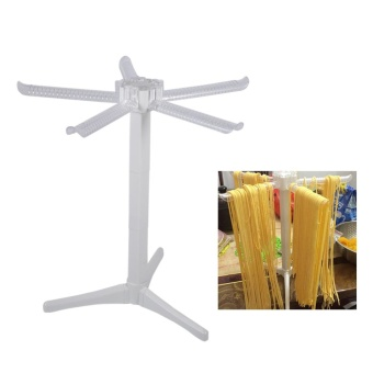 Pasta Drying Rack Stand Holder Spaghetti Fettuccine Home KitchenTool Noodles Dryer Plastic - intl