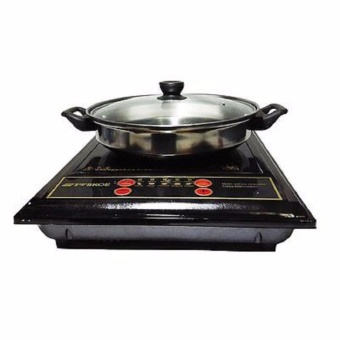 PFSKOE Multi-Microcomputer Induction Cooker with Free 26cm Soup Pot