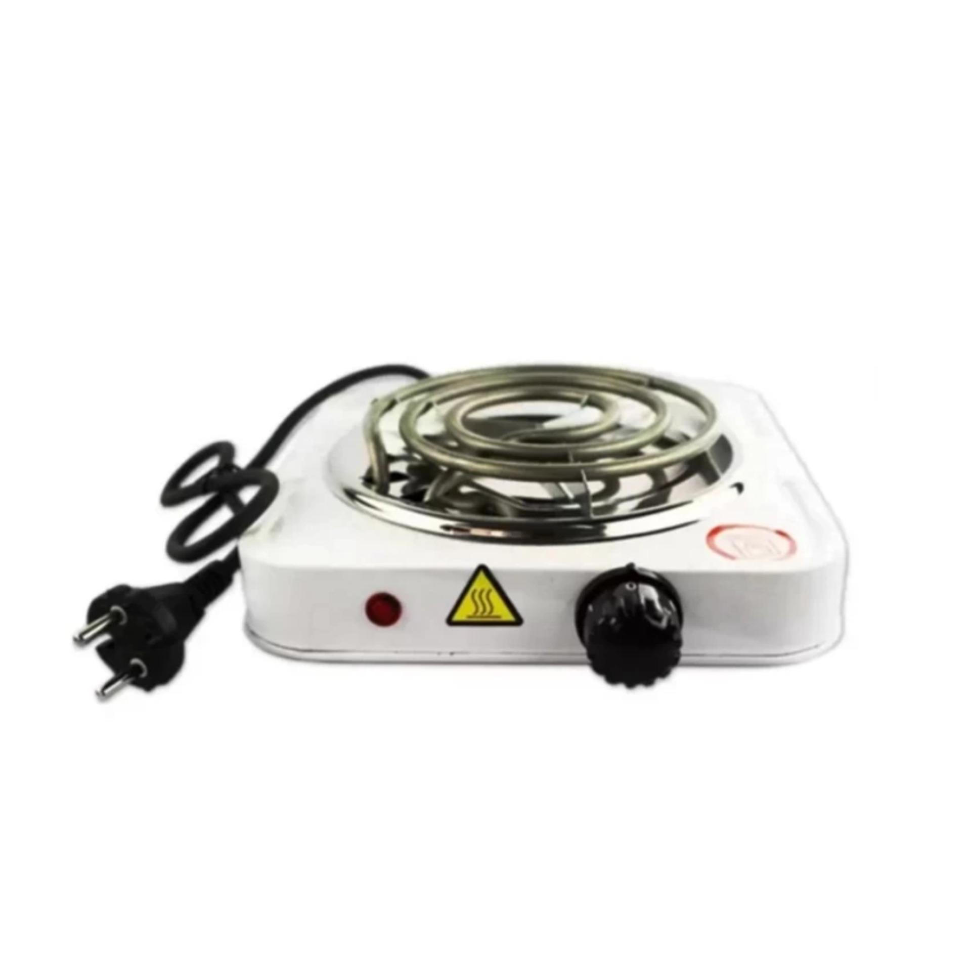 ... Portable Electric Stove Single Burner 1000W Hot Plate JX1010B (White)  ...