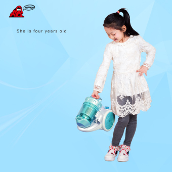 PUPPYOO Home Cannister Vacuum Cleaner Domestic Mites Vacuum CleanerPowerful Dust Collector WP968 - 4