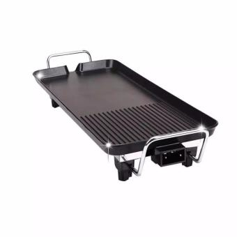 Quality Korean Style Multifunctional Electric Non-Stick BBQ GrillPan - 3