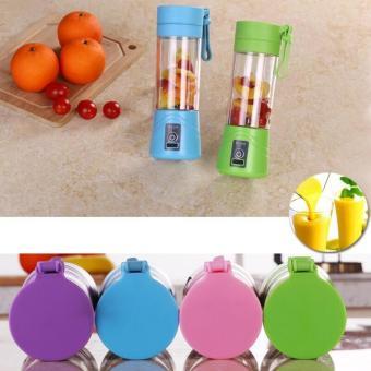 Rechargeable Electric Fruit Juicer Portable Juice Cup - 2
