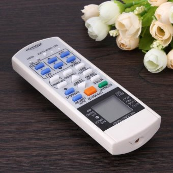 Replacement Remote Control for Panasonic Air Conditioner a75c3208a75c3706 a75c3708 - intl - 4