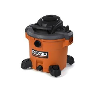 Ridgid 12 Gallon Wet and Dry Vacuum (Orange)