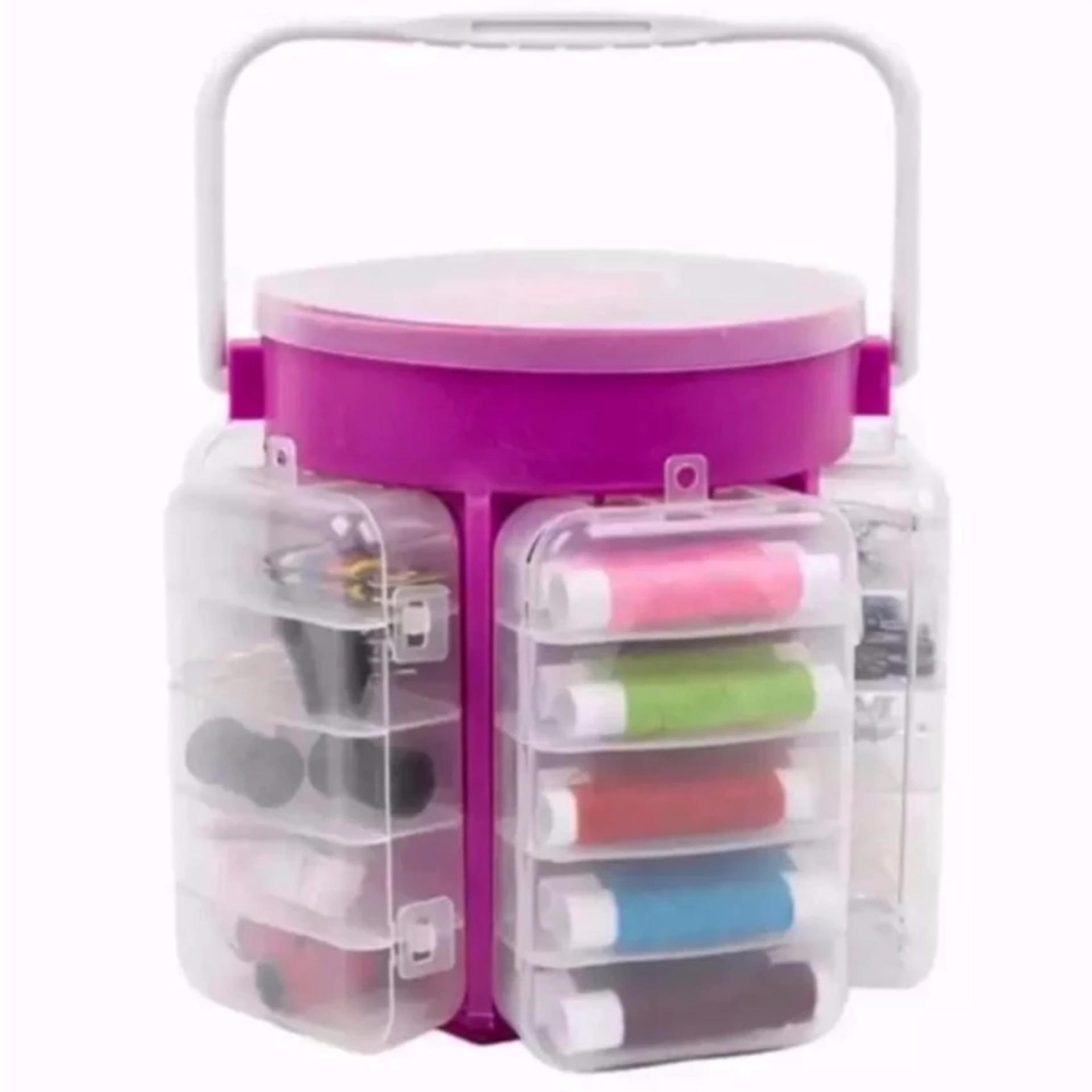 Philippines | Rising Star 210 Pieces Sewing Kit Storage Caddy ...