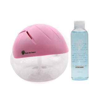 Scent for Senses Air Revitalisor Pink with Scent for Senses Aroma Oil 100ml After Dark