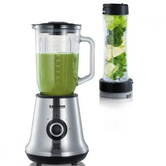 Severin SM 3737 Multimixer + Smoothie Mix and Go Blender - picture 2
