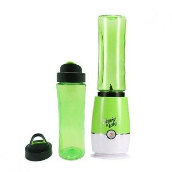 Shake n Take 3 Double Bottle (Green)