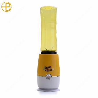 Shake N Take 3 Tumbler & Blender 0.4 L (Yellow) - 3