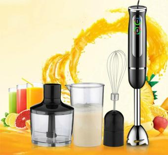 Speed 8 Multifunctional Household Hand Blender Egg Whisk Mixer Juicer Meat Grinder Food Processor - intl