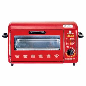 Standard SOT-603 Wide Oven Toaster with Free Homu 20cm Frying Pan - 2