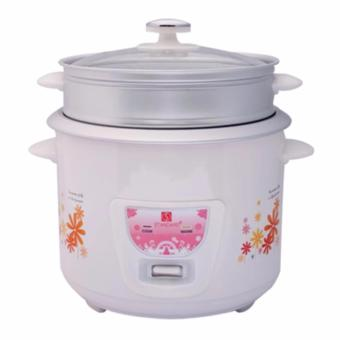Standard SSG-1.8L Rice Cooker w/ Steamer with Free Homu 25cm FryingPan - 2