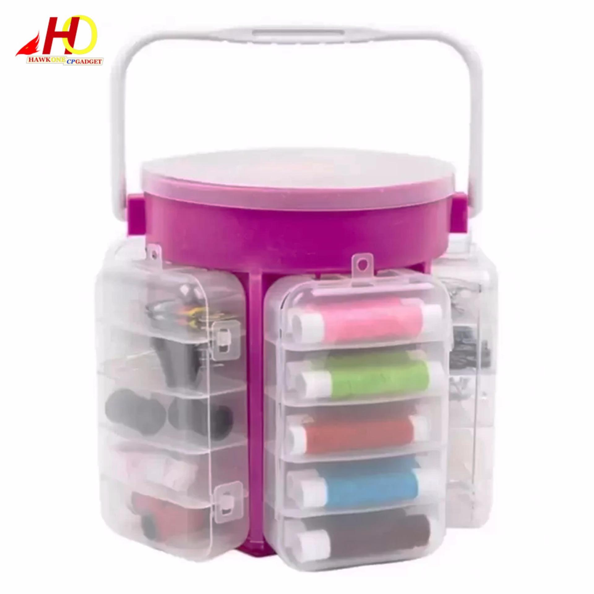 Philippines   Super Costurero 210-Piece Sewing Kit Storage Caddy ...