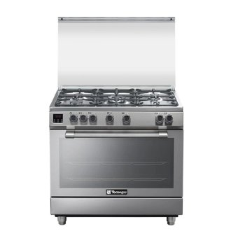 Tecnogas N2X96M5VC 5 Burner Cooking Range