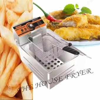 The House Electric Fryer For House and Business Price Philippines