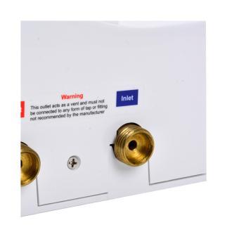 Trimark 3.5 kw Singlepoint Water Heater (White) - 5