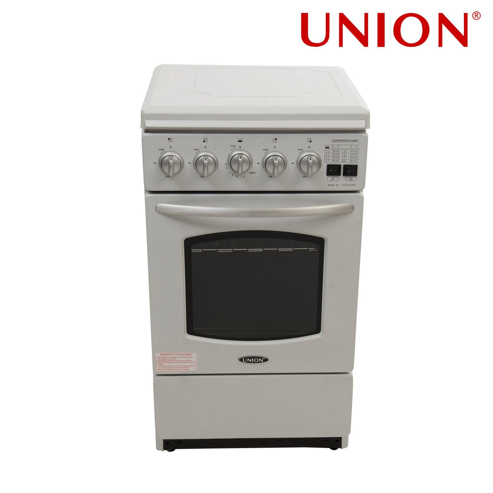 Union UGCR-500 Gas Range (White) Philippines