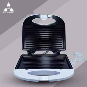 Verygood Microbishi Sandwich Maker MSM-2626/KW-2626 Microbishi(White) - 2