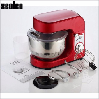Xeoleo 3.5L Stand mixer Food mixer 600W Dough kneading machine hoursehold Egg beater suitable for milk/cream/all Fillings Mixer - intl - 3