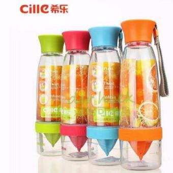 ZMB cille citrus juicer infuser water bottle - 2