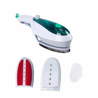 Zover Multifunctional Travel Clothes Steamer (Green) - 3