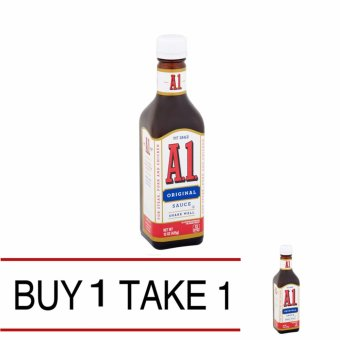 A1 Steak Sauce 15oz Buy 1 Take 1