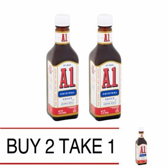 A1 Steak Sauce 15oz Buy 2 Take 1
