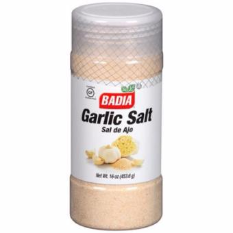 Badia Garlic Salt 16 oz
