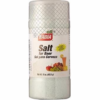 Badia Salt for Beer 16 oz