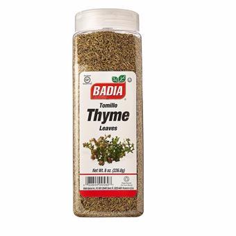 Badia Thyme Leaves Whole 8 oz