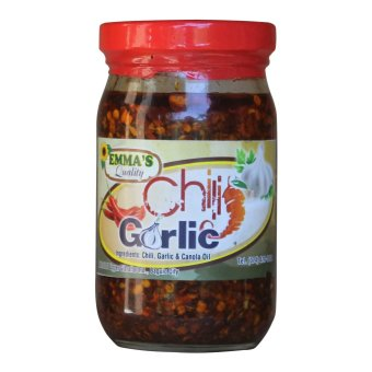 Baguio Chili Garlic (Clear Red)