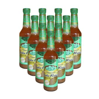 Baguio Natural Vinegar (SUKA WATWAT) Bottles of 10
