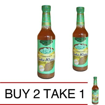Baguio Natural Vinegar (SUKA WATWAT) Buy 2 Take 1