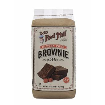 Bob's Red Mill Gluten Free Brownie Mix, 21 Ounce