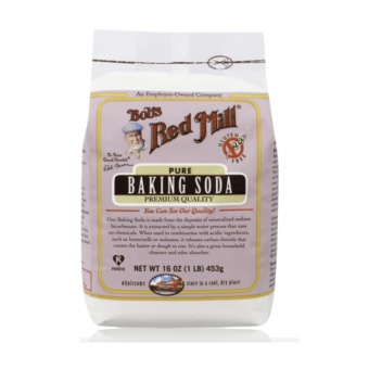 Bob's Red Mill Pure Baking Soda Premium Quality 453g with freeSilicone Digital Watch ( color may vary)