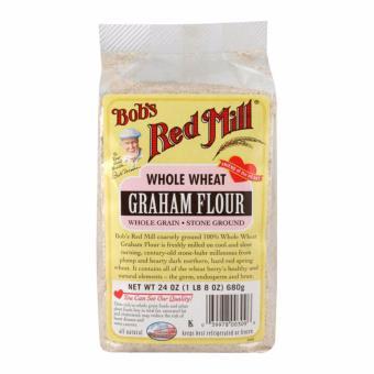 Bob's Red Mill, Whole Wheat Graham Flour, 24 oz (680 g)