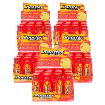 Booster C Energy Shot Original variant 60 mL Set of 60 (Red)(…)