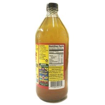 Bragg Organic Apple Cider Vinegar (946ml) - picture 2