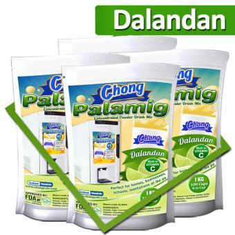 CP10C-COM-4 Chong Palamig Dalandan (4 Kilos), Calamansi (4 Kilos)and Lemon Iced Tea (2 Kilos) Plus 1000 Paper Cups - 5