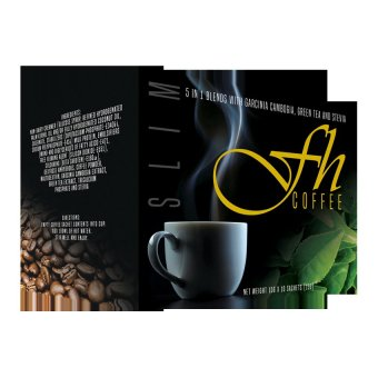 FH Slimming Coffee (15g x 10 Sachet/Box)