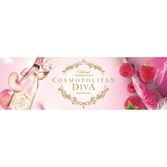 Filtered Through Gold Cosmopolitan Diva Wine