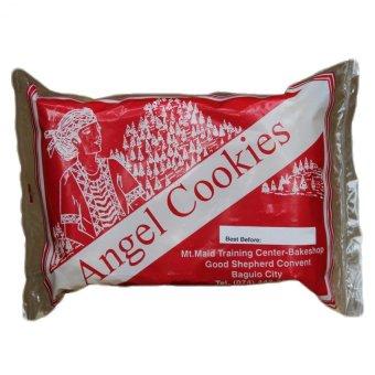 Good Shepherd Angel Cookies Pack (Clear Yellow)