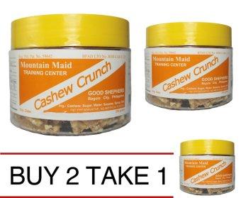 Good Shepherd Cashew Crunch Buy 2 Take 1