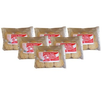Good Shepherd Oatmeal Cookies Pack of 6 (Pure Brown) - picture 2